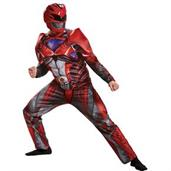 Red Ranger 2017 Muscle Ad Costume