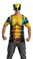 Men's Wolverine Costume Kit