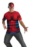 Men's Spider-Man Costume Kit