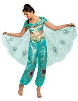 Princess Jasmine Costumes