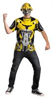 Adult Transformers Bumblebee Costume