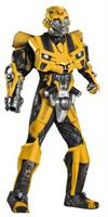 Adult Transformer Bumblebee Costume