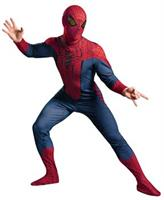 Men's Spider-Man Movie Costume