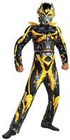 Boy's Transformers Bumblebee Costume
