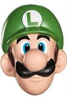 Super Mario Bros Luigi Adult Mask