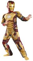 Boy's Iron Man Mark 42 Costume