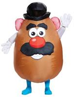 Mr. Potato Head Inflatable Adu Costume