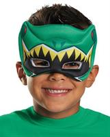 Green Ranger Dino Charge Mask