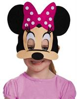 Mickey Mouse & Minnie Mouse Masks