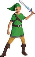 The Legend of Zelda Boy's Link Costume