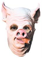 Pig Out Mask