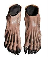 Werewolf Feet Brown