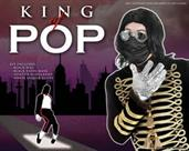 King of Pop Adult Costume Kit
