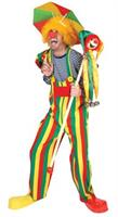 Adult Charlie The Clown Costume