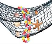 Nautical Fish Net Kit
