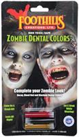 ZOMBIE DENTAL COLOR