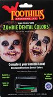 ZOMBIE DENTAL COLR FOR KIDS