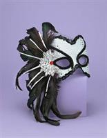 Venetian Couple Mask