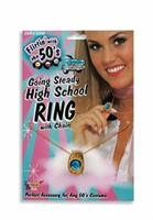 High School Ring Necklace