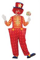 Unisex Hoopy The Clown Costume