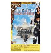 Adult Sheriff Badge