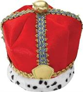 Velvet King Crown