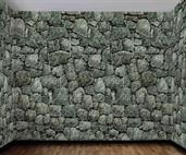 Stone Wall Roll 20Ft X 4Ft