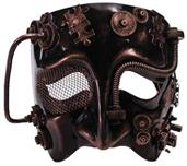 Steampunk Worlds Fair Masks