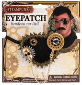 Adult Steampunk Eyepatch