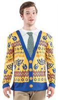 Men's Ugly Hanukkah Sweater