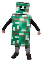 Pixel Monster Child Med Costume