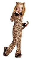 Girl's Leopard Costume