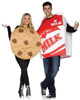 Unisex Milk Cookie Costumes