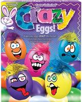 Easter Crazy Eggs Coloring Kit