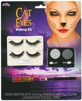 Cat Eye Makeup Kit With Lashes