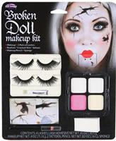 Broken Doll Face Makeup Kit