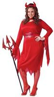Women's Demon Costume
