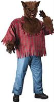 Werewolf Costume Plus Brown