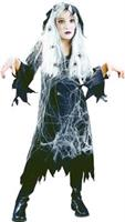 Girl's Spiderweb Ghost Costume
