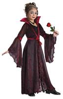 Gothic Rose Child Costume