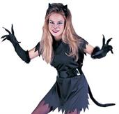 Cat Instant Costume Kit