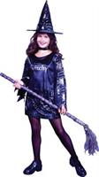 Girl's Little Witch Child Costume