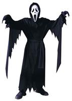 Unisex Scream Costume