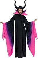 Evil Queen Robe Cap Adult