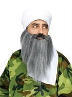Turban with Beard