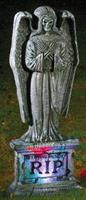 Gothic  Angel Tombstone