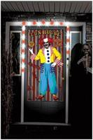 Clown/Creepy Greeters Door Panel