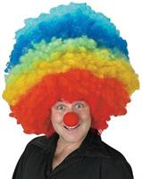 Big Clown Wig