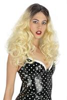 Long And Sassy Blonde Wig