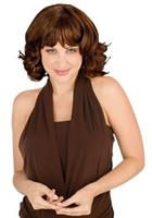 Buxom Brown Beauty Wig